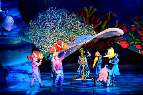 Finding Nemo Musical #11