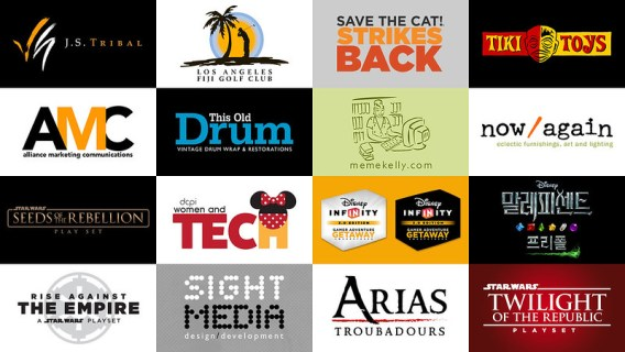 Logo Designs + Explorations