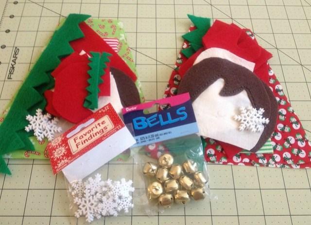 cut out elves