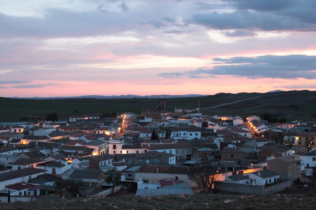 Vista de Fuenllana. Autor, Pedro Sánchez García