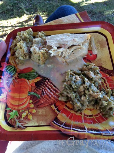 Tailgate Thanksgiving