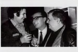 Μίκης Θεοδωράκης, Μάκης Μάτσας και Μάνος Χατζιδάκις (1962)