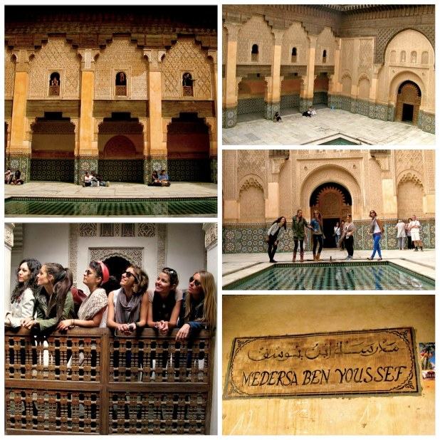 Madraza Ben Youssef, Marrakech