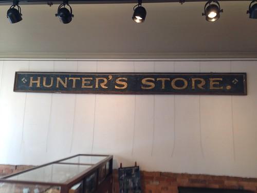 Hunter Store in Pendleton