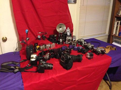 Panoply setup