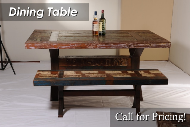 ANI3158 Dining Table
