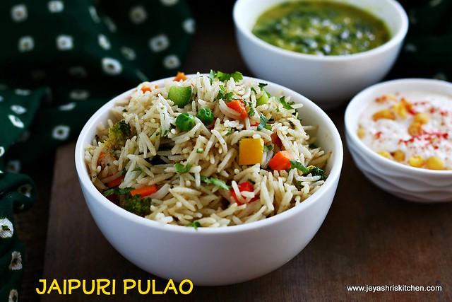 Jaipuri-veg-pulao