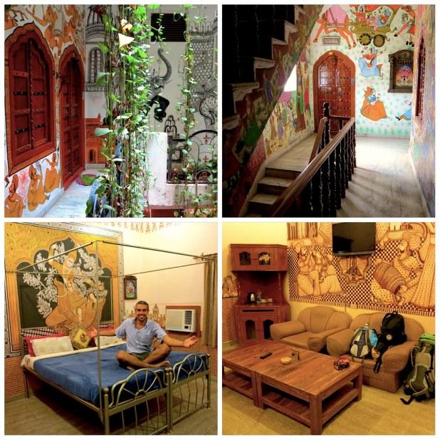 Kishan Palace, Pushkar