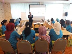 Pelatihan Perencanaan Hidup @ Harris Hotel, Jakarta