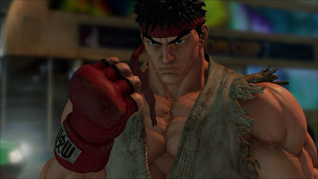 Street Fighter V Confirmed For PC & PS4 3