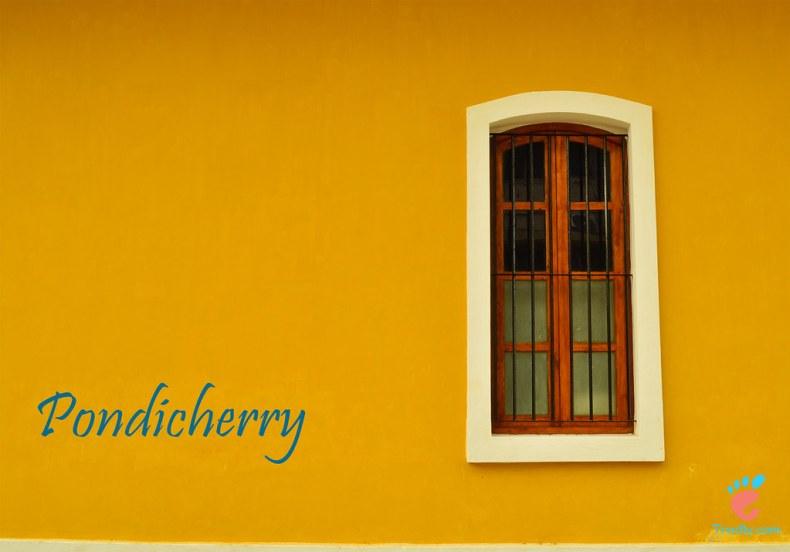 French town Pondicherry