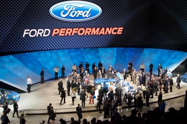Ford NAIAS 2015