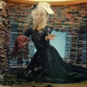 Lady Gaga in tbe BLockbuster sketch - XPUSJP
