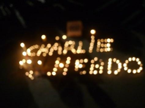 Rassemblement de soutien à Charlie Hebdo - 7 janvier 2015 - Toulon -  P1980308