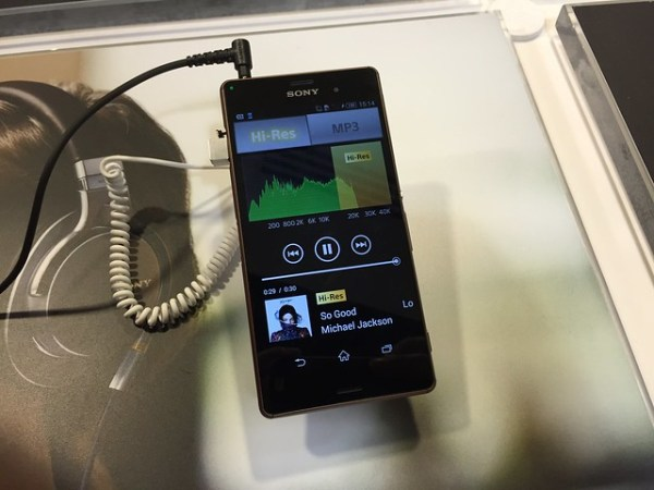 Sony Hi-Res Audio