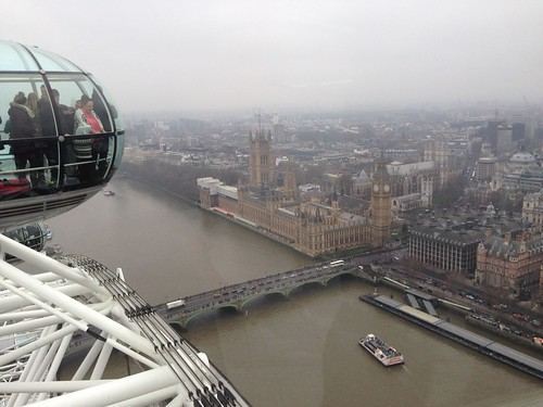 London Eye, London. Londres