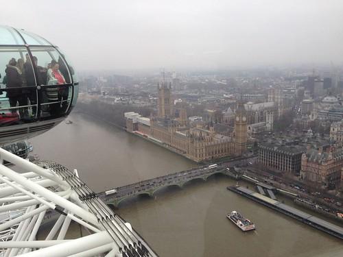 London Eye, London. Londres