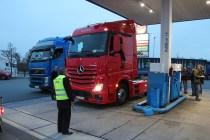 mercedes на European Truck Challenge 2014
