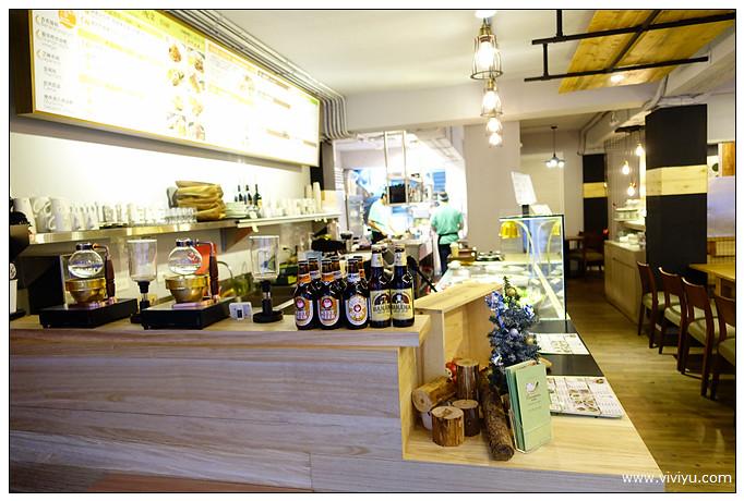信義區,台北,咖啡,果汁,美食,香蕉綠 @VIVIYU小世界