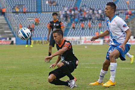 Tuzos contra Puebla