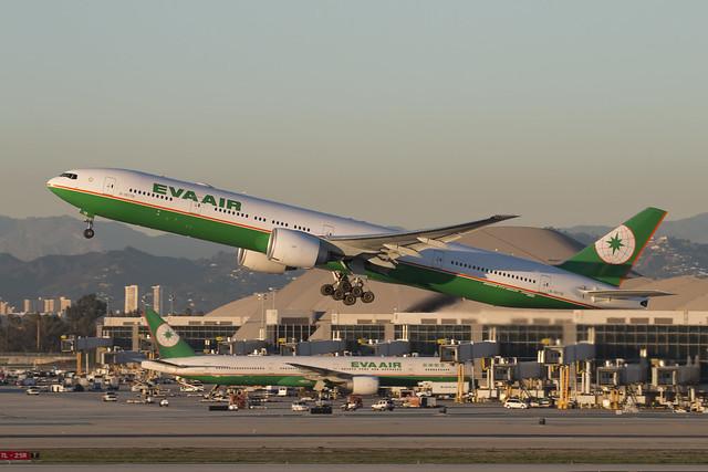 Eva Air B-16719