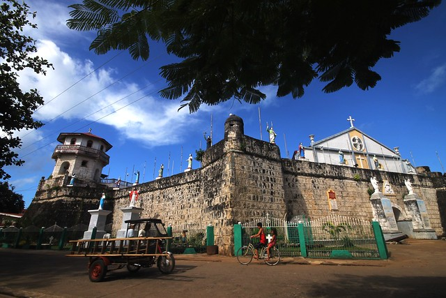 Fort of Cuyo and St. Augustine Church