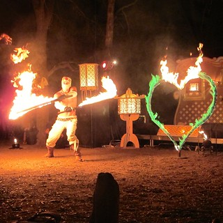 fire ninja of love