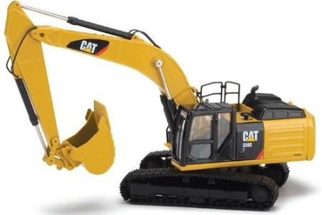 Norscot CAT 336E Hybrid