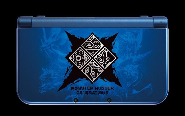 MHGen_3DS_Hardware_Front