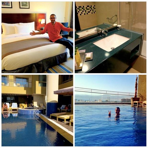 Hoteles en Jordania, Double Tree by Hilton, Aqaba