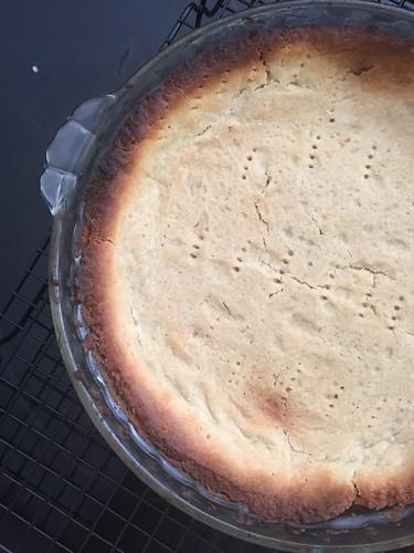 sweet tart dough crust