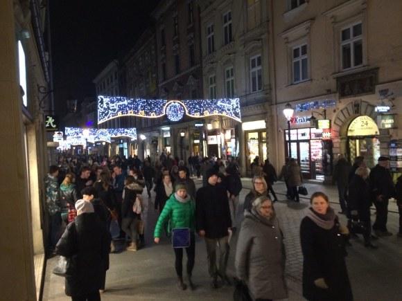 Day 1 in Kraków (12/14/14)