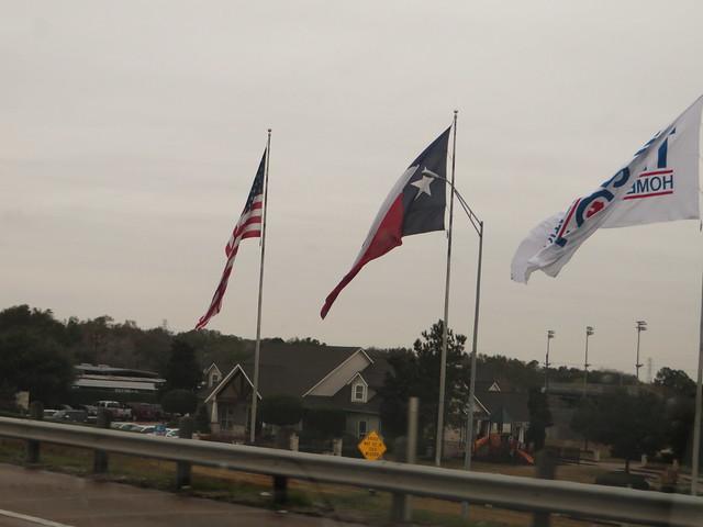 Interstate 10, Katy, Texas