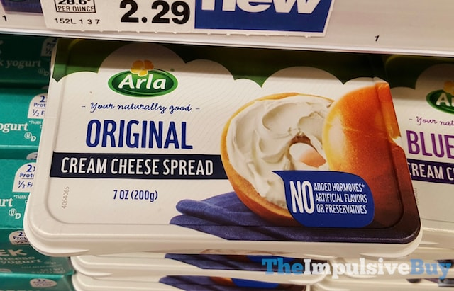 Arla Original Cream Cheese Spread