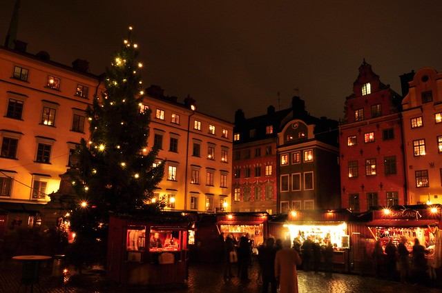 Stockholm December 1