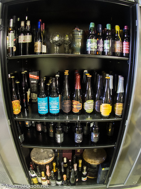Beer Cellar - February 2015