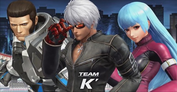 King of Fighters XIV - Image18