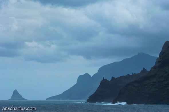 Ana Mountains - Nikon 1 V3 & 70-300mm CX
