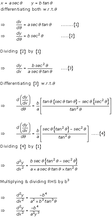 RD Sharma Class 12 Solutions Chapter 12 Higher Order Derivatives Ex 12.1 Q8