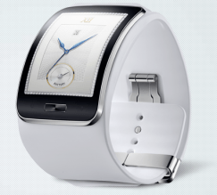 Samsung Galaxy Gear S Bangle type