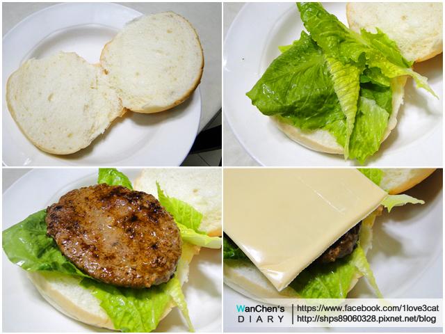 橄欖油食譜 牛肉漢堡