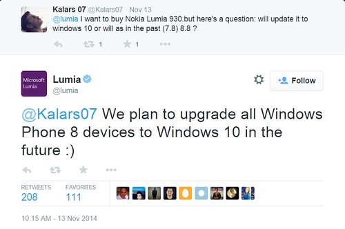 Lumia Answer