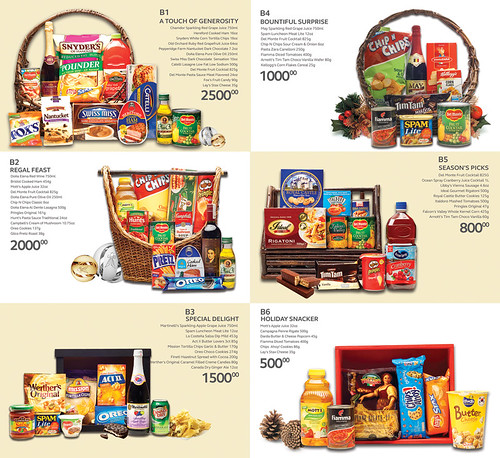 Baby Gift Baskets Philippines : Christmas baskets and their prices the misis chronicles