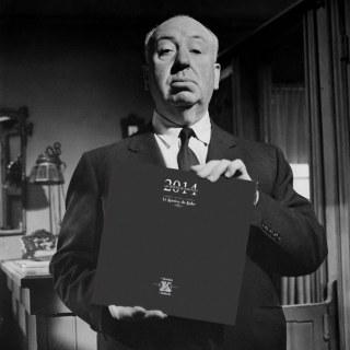 Hitchcock presenta el libro de koketo
