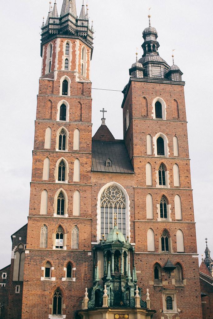 Old Town Kraków (12/15/14)