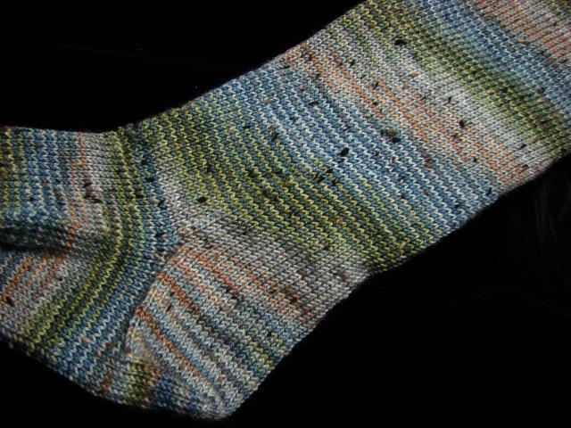 Flotsam Sock....try 1