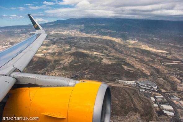 Good Bye Tenerife - Nikon 1 V3 & 10-100mm
