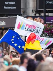 Pride in London Parade