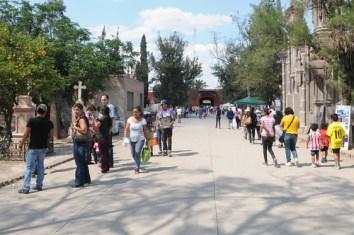 Direcciones municipales concluyen labores por Día de Muertos