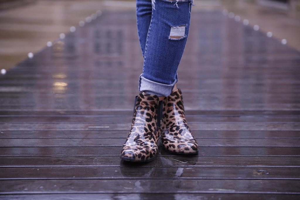 J.Crew Chelsea Rain Boots